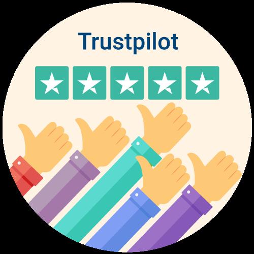 Trustpilot Bewertungen